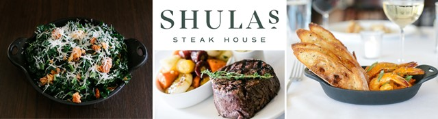 Shula's Steak House Naples Summer Menu