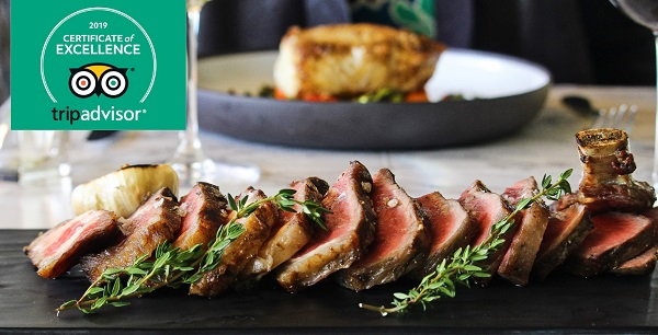 Shula's Steak House Naples Receives TripAdvisor Certificate of Excellence for Ninth Consecutive Year