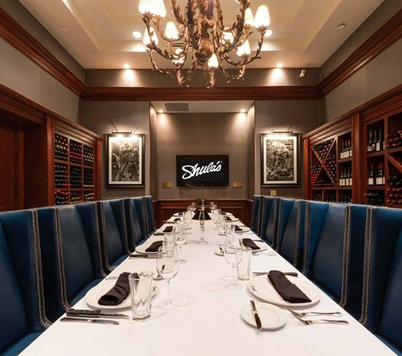 Shula's Steak House Naples - Wine Room
