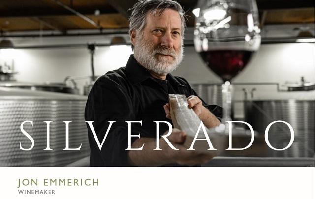 Silverado Vineyards Jon Emmerich Winemaker